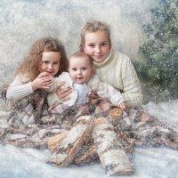 Серия Новогодние открытки... :: Марина Лялюк