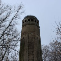 заброшенная водонапорная башня :: Sergey Ganja
