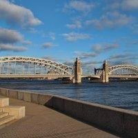 Мост Императора Петра Великого. :: Anton Lavrentiev