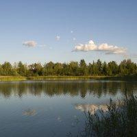 Озеро :: Игорь Ковалев