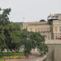 Стокгольм. У Королевского дворца :: Ольга Иргит