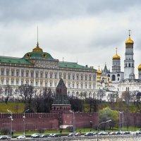 Вид на Кремль :: Борис Гольдберг