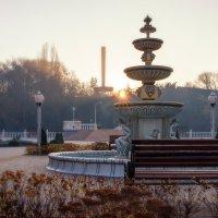 Осеннее утро... :: Vadim77755 Коркин