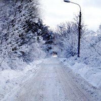 Русская зима :: Татьяна Сухарева
