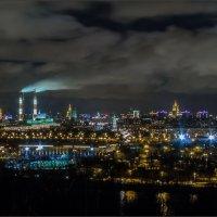 Огни большого города :: Наталья Rosenwasser