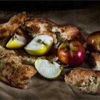Натюрморт с яблоками :: Nn semonov_nn