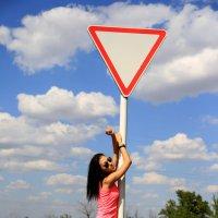 Уступи дорогу........ :: Юлия