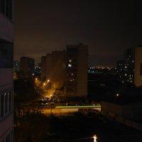 такси ночью :: андрей Степанов