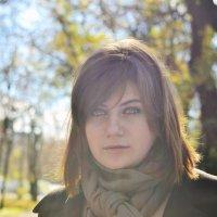 Девушка :: Валентина Некрасова