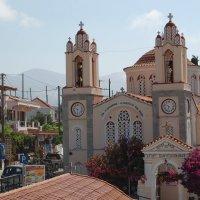греческая церковь :: Ася Ко