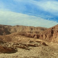 Timna national geological park of Israel. :: Lidiya Dmitrieva