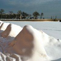 Зимний ландшафт :: Valerii Ivanov