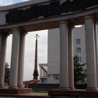 В парке Победы :: Марат Рысбеков