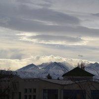 горы :: Арстан Ормонов