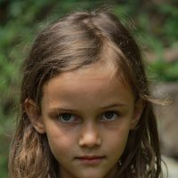 Маугли. :: Larisa Gavlovskaya