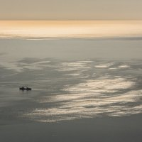 вид на море с горы Ахун :: Анатолий Корнейчук