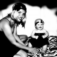 Я и моя малышка :: юлия елисеева