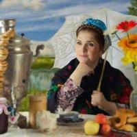 купчиха 2 :: Ольга Захарова