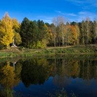 У озера :: Ильдар Мухамадиев
