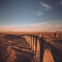 Мокринский железнодорожный мост :: валера