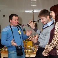 Вот ТАКУЮ рыбу! С вот ТАКИМ глазом!!! :))) :: Дарья Казбанова