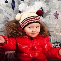 Маленькая женщина :: Оксана Романенко