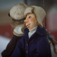 Куклы так похожи на людей. Михеева Ксения. Первое свидание. :: G Nagaeva