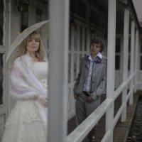 Жених и невеста :: Оля MaLinKi