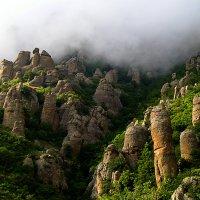 Долина Привидений :: Юлия Андреева