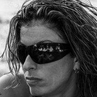 Портрет в черно белом :: Gary Snayder