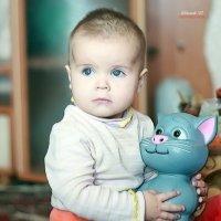 Елизавета. Детский взгляд... :: Александр Овсянников