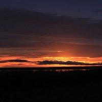 Плещеево озеро. Переславль-Залесский. Закат. :: Анастасия Иванова
