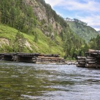 Старый мост :: юрий Амосов