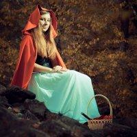Не вошедшее в серию: Красная шапка :: Александр Захаров