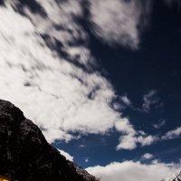 ночные Альпы. Plangeross. :: Daria Mayer