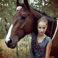 Horses - her life :: Катя Богданова