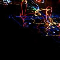 Танцующие огни :: Дмитрий Тарарин