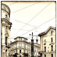 старый Петербург :: ник. петрович земцов
