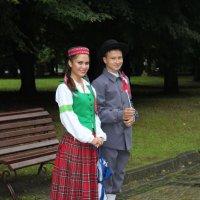 Мы рады гостям! :: Людмила Жданова
