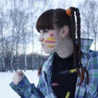 разбойница :: Юлия Заугарова