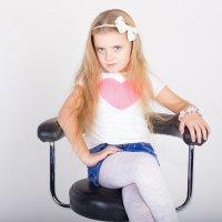 Аня 5 :: Дарья Кавешникова