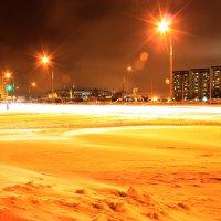 Зимний вечер :: Irene Farkh