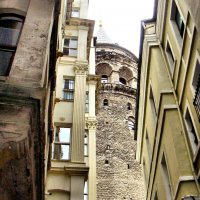 Галатская башня в Стамбуле :: РАИСА Osipova