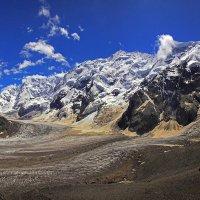 Ледник Безенги :: Михаил Баевский