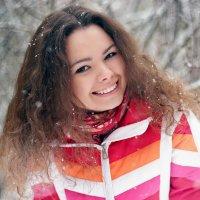первый снег :: Юлия Кубанова