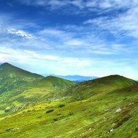 гірський хребет :: Serhii Fedoruk
