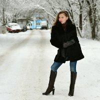 Зима :: Галина Мещерякова