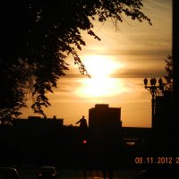 закат :: Александр 6769