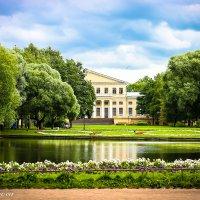 Юсуповский дворец.. :: Дина Нестерова