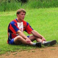 После трудного забега :: Геннадий Ячменев